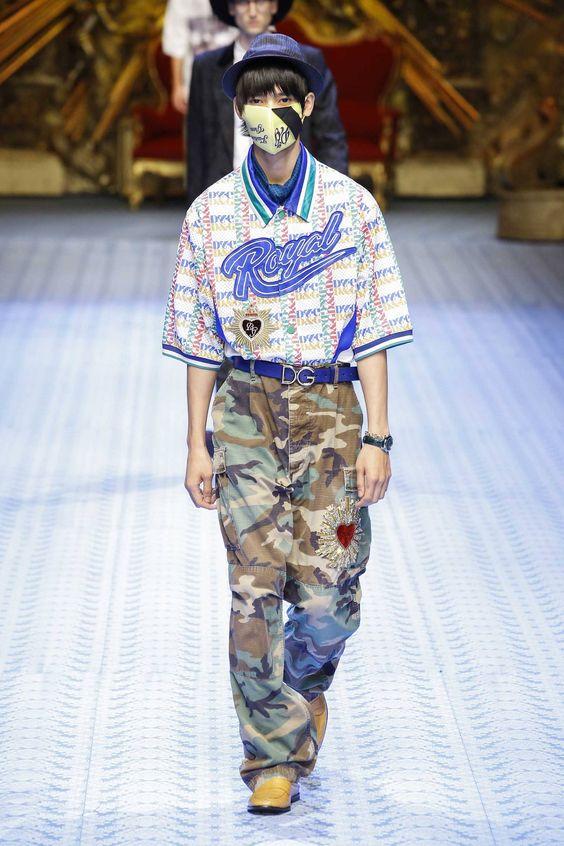 тенденции мужской моды 2019