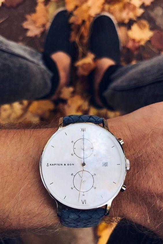 casual watch часы