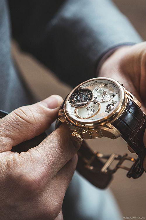 мужские часы класса люкс
