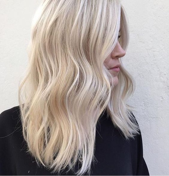 модные оттенки и цвета волос весна лето 2019