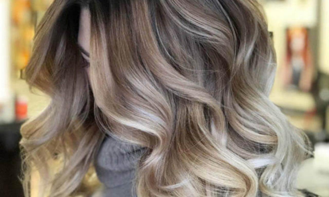 Мелирование на волосы средней длины: как сделать красиво и модно