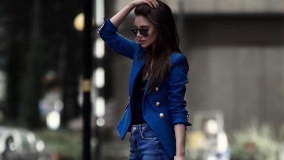 Какие пиджаки сейчас в моде - самые модные тенденции и идеи сочетания верхней одежды