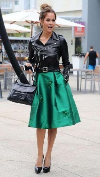 Куртка косуха женская - с чем носить