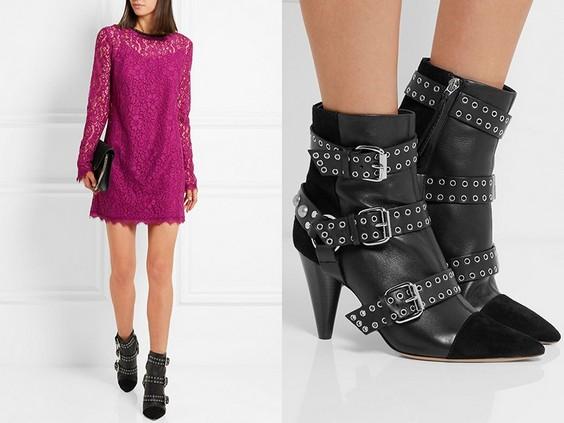 Ботильоны обувь женская под платье