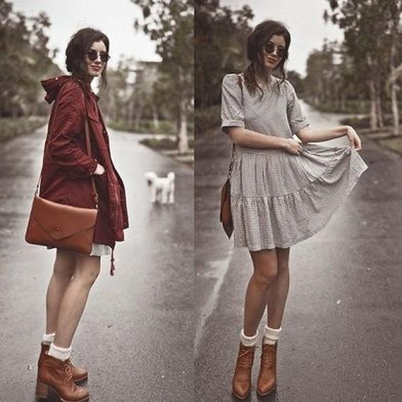 Классические ботинки обувь женская под платье