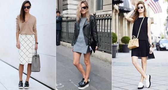 Лоферы обувь женская под платье