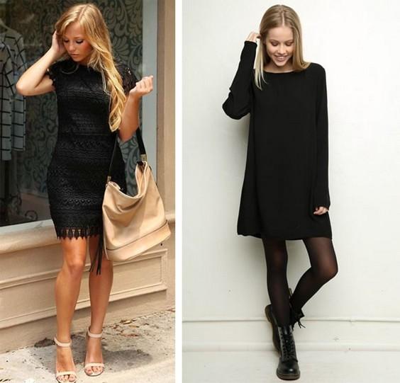 платья с ботинками