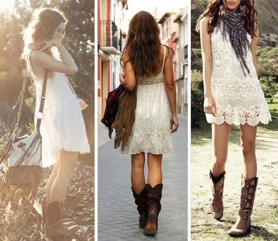 ботинки под платье