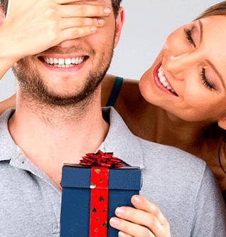Подарок мужчине выбрать