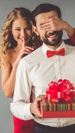 Подарок на 23 февраля любимому мужчине