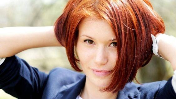 стрижка на тонкие волосы придающая объем