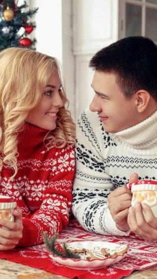 День Святого Валентина костюмы для парочек, нижнее белье