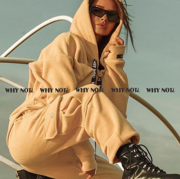 Модный бренд WHY NOT¿