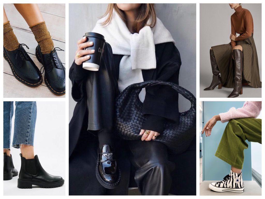 Дизайнеры советуют на весну 2021 покупать обувь из замши