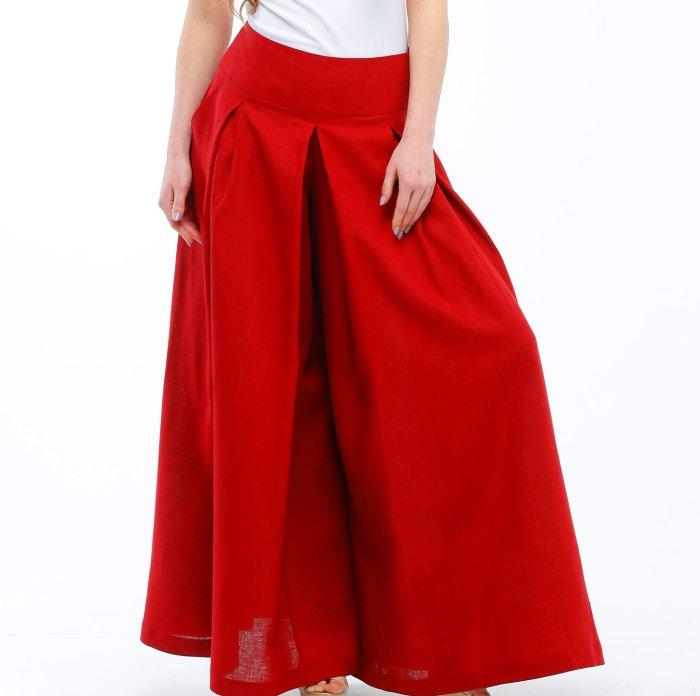 юбка брюки весна