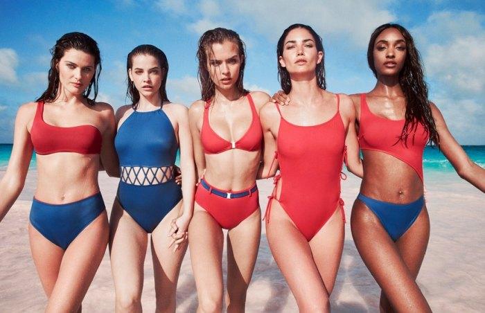 мода на купальники 2021