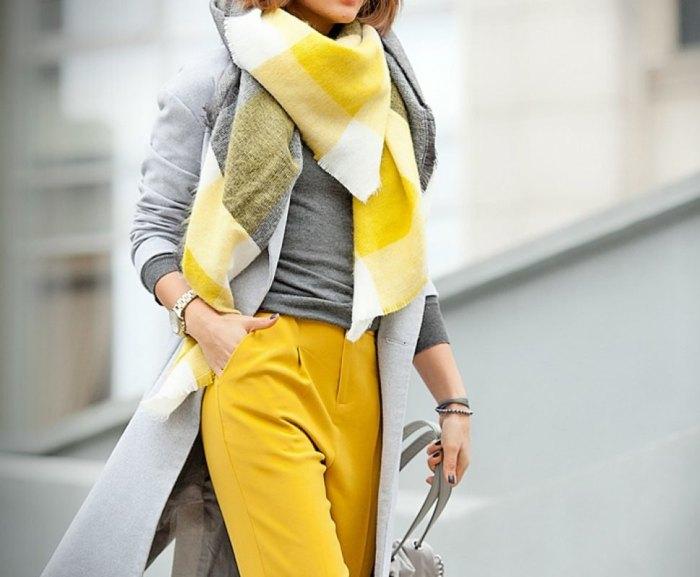 модные цвета 2021 в одежде для женщин