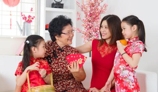 Китайские семейные обычаи