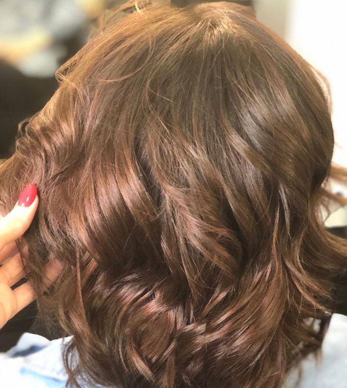мокко краска для волос