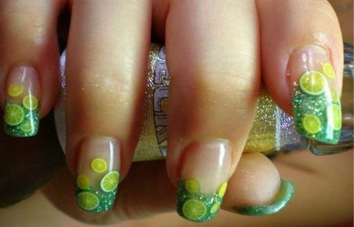 аквариумные ногти