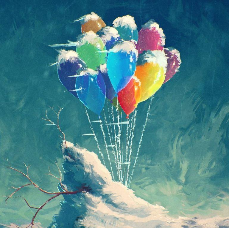 Как увеличить срок службы воздушных шаров?