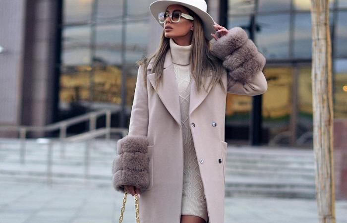 как носить пальто